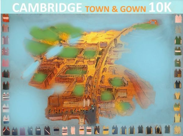 Cambridge Town and Gown 10k